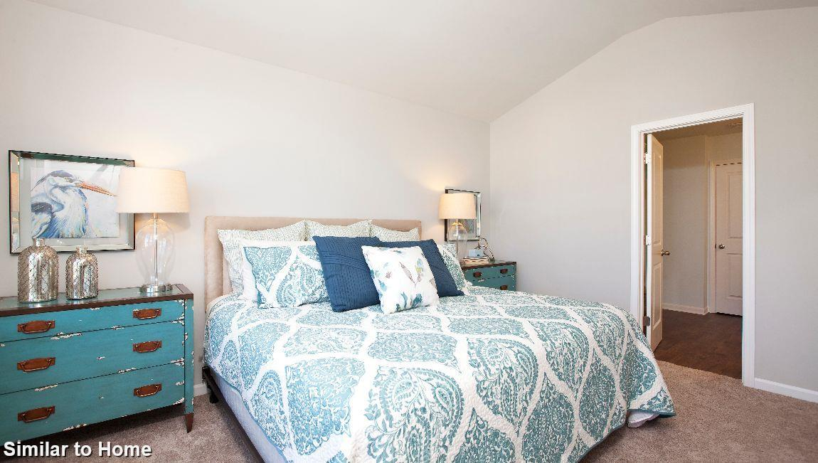 Bedroom featured in the DUVAL By D.R. Horton in Wilmington, NC