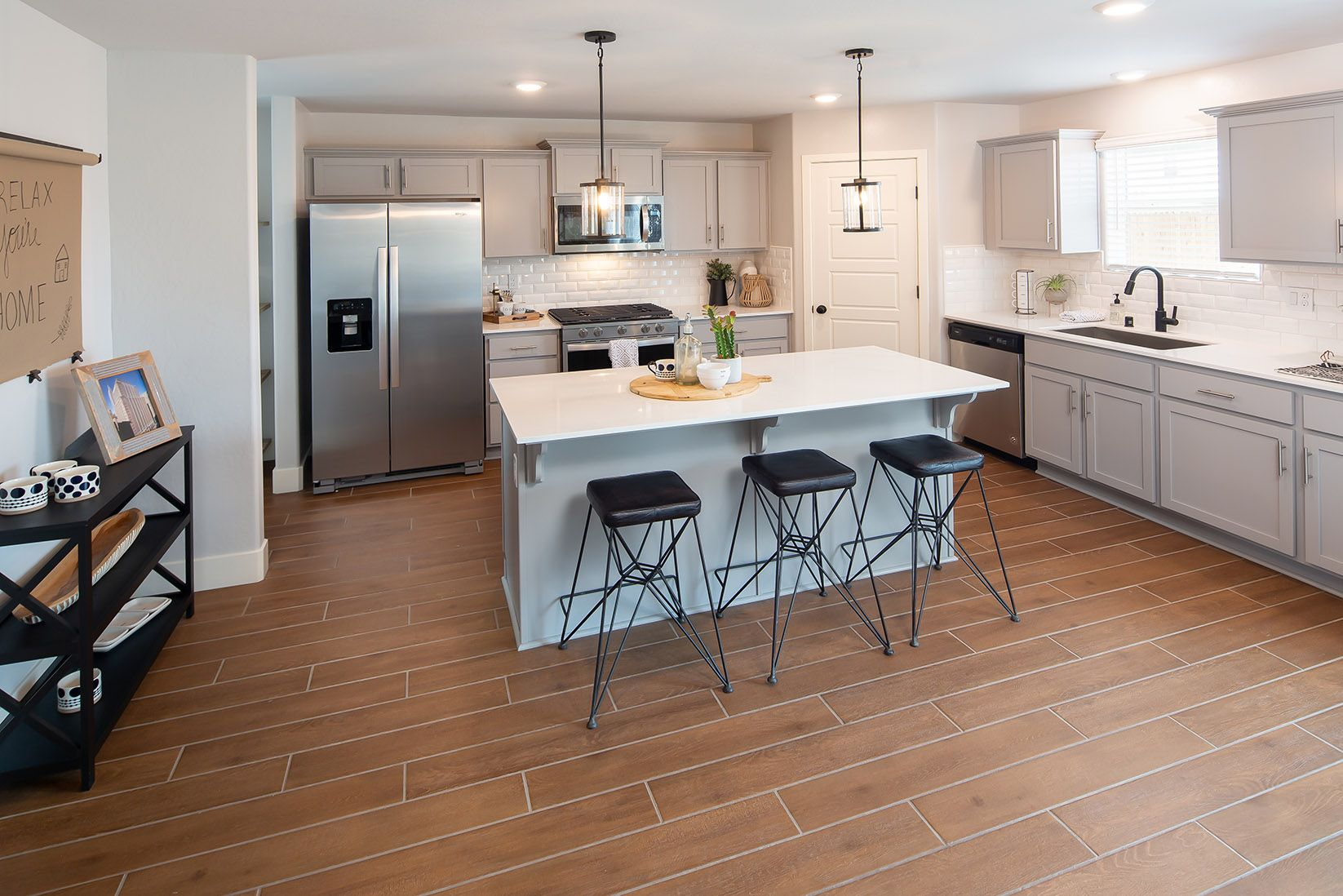 Kitchen featured in the Monroe By D.R. Horton in Merced, CA