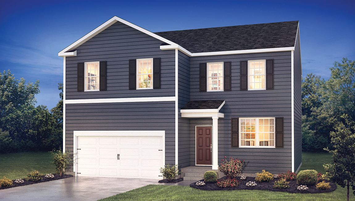 Exterior featured in the GALEN By D.R. Horton in Ocean City, MD