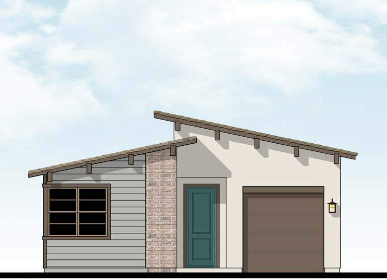 Exterior featured in the Everest By D.R. Horton in Merced, CA