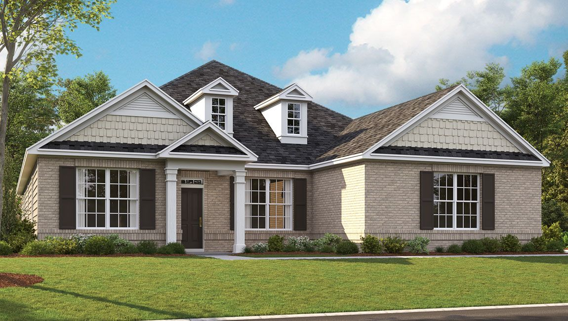 Exterior featured in the GARLAND By D.R. Horton in Nashville, TN