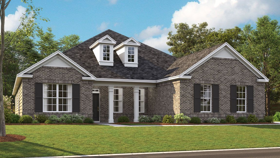 Exterior featured in the HOLDEN By D.R. Horton in Nashville, TN