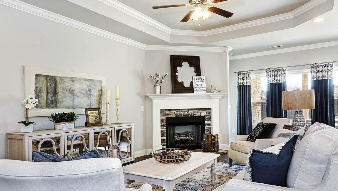 Living Area featured in the HOLDEN By D.R. Horton in Nashville, TN