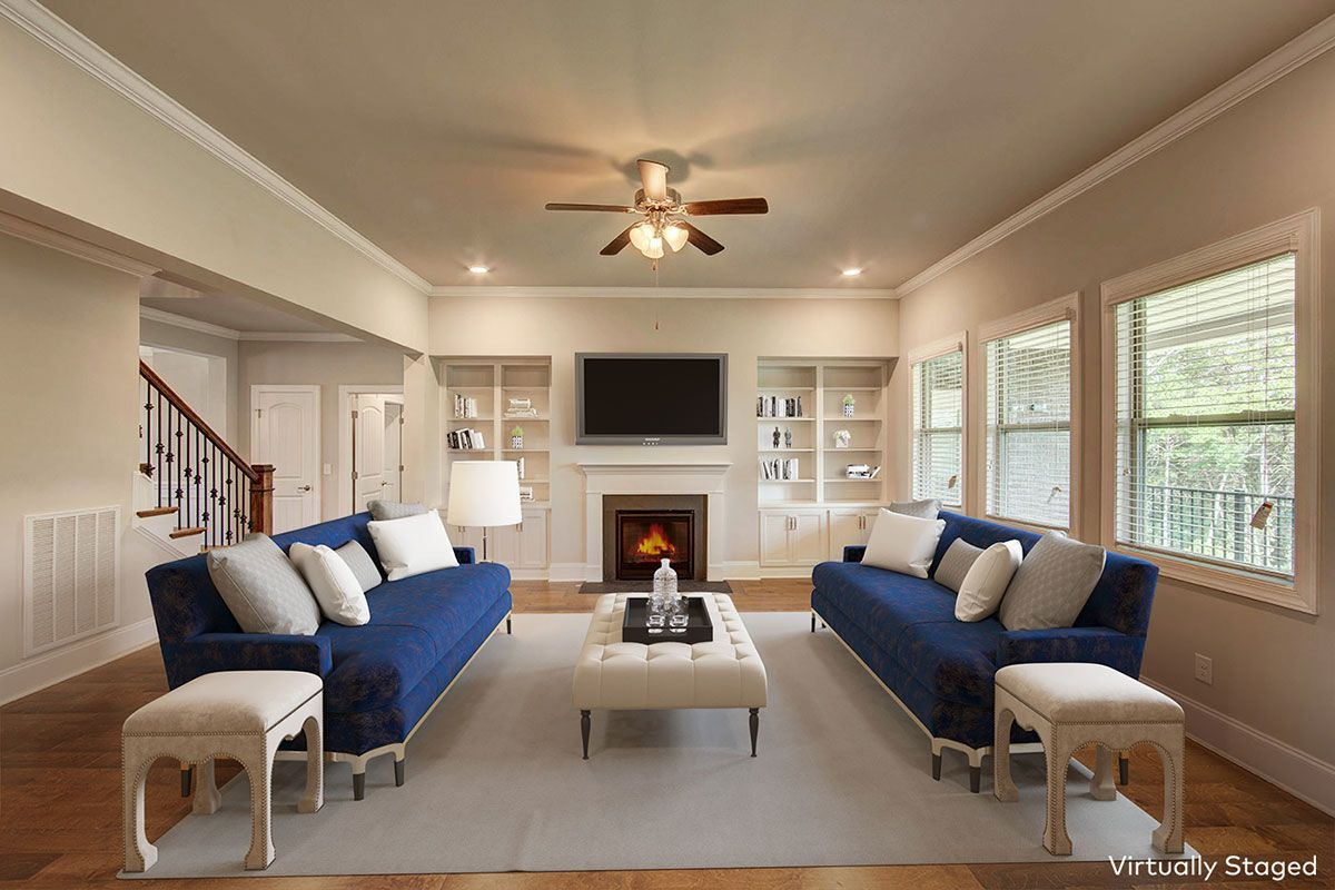 Living Area featured in the TISDALE By D.R. Horton in Nashville, TN