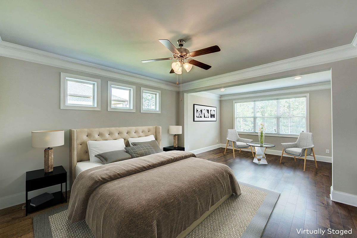 Bedroom featured in the TISDALE By D.R. Horton in Nashville, TN