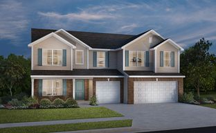 Twin Lakes Estates by D.R. Horton in Indianapolis Indiana