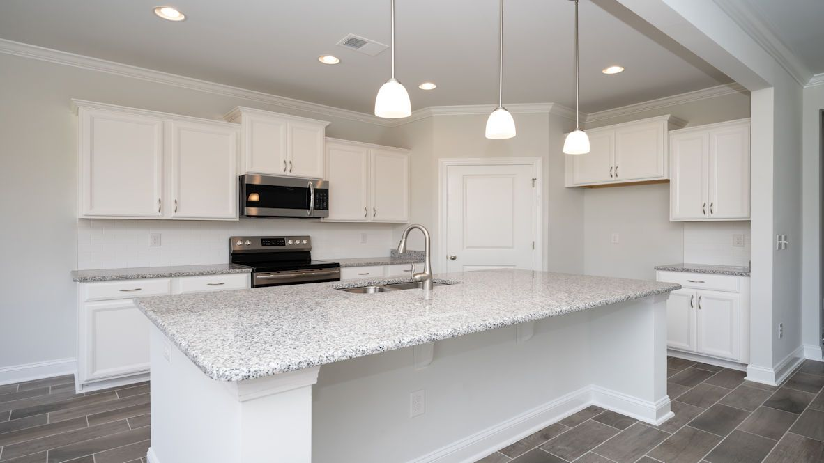 Kitchen featured in the MADISON By D.R. Horton in Wilmington, NC