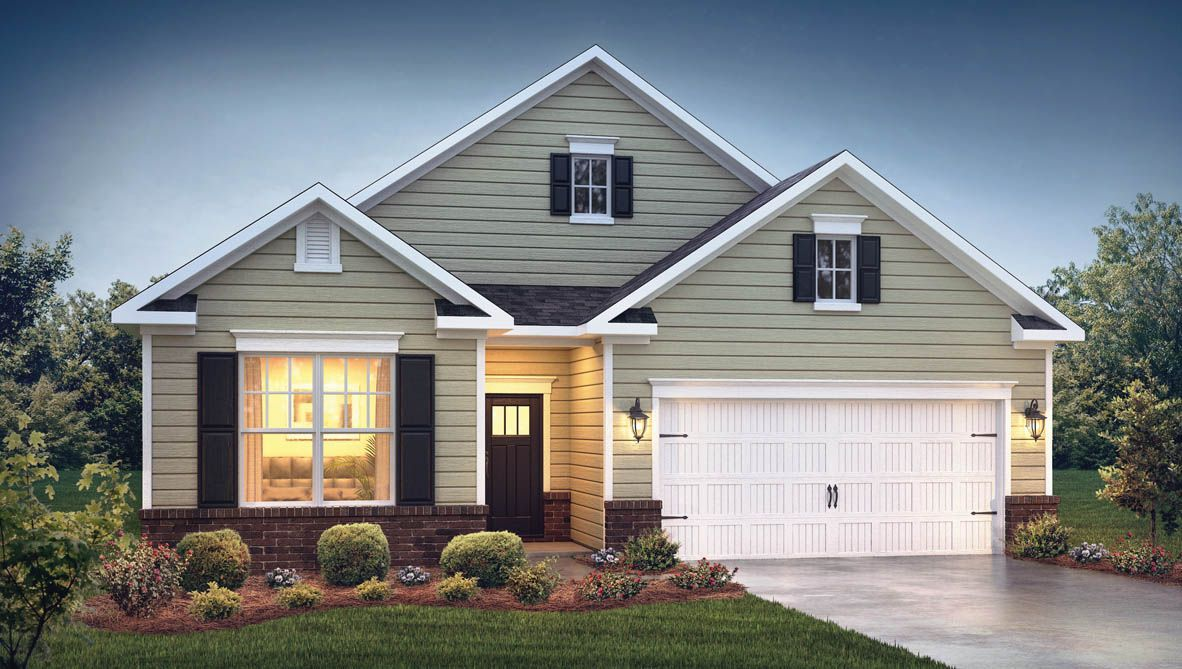 Exterior featured in the Bristol By D.R. Horton in Greensboro-Winston-Salem-High Point, NC