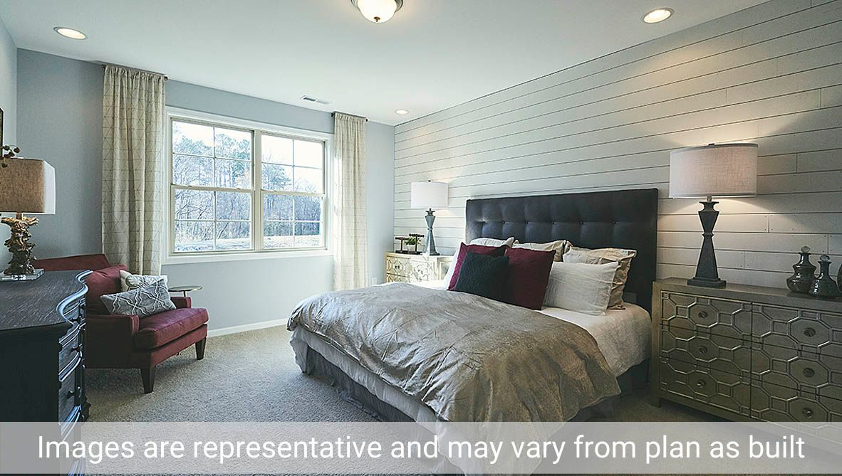 Bedroom featured in the Dover By D.R. Horton in Greensboro-Winston-Salem-High Point, NC
