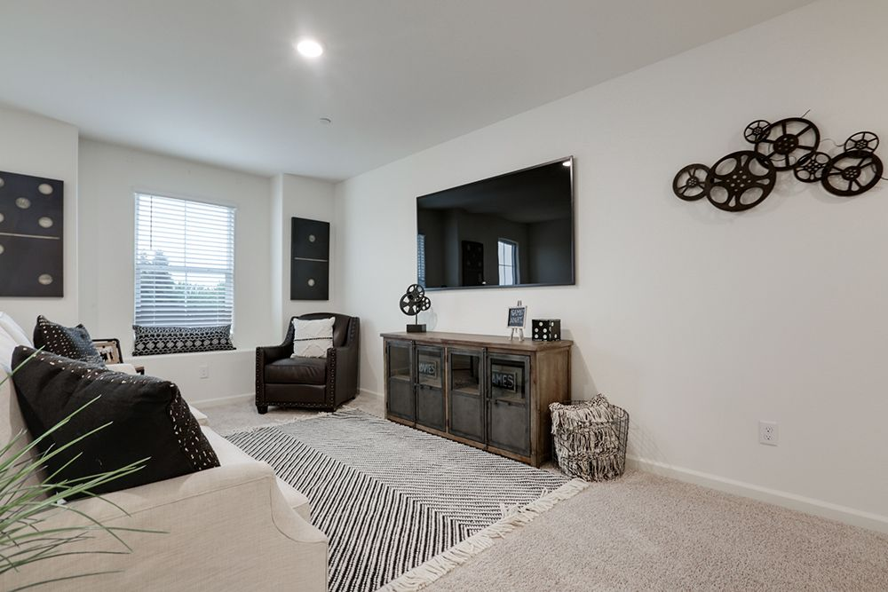 Living Area featured in the Monroe By D.R. Horton in Visalia, CA