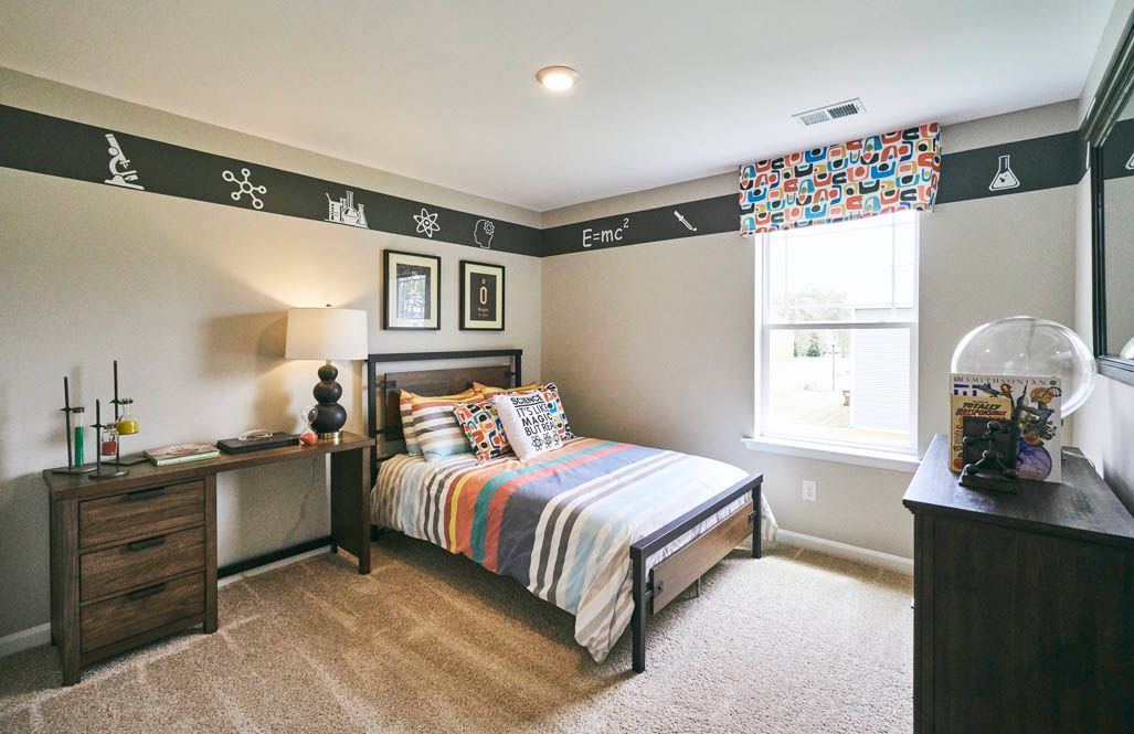 Bedroom featured in the GALEN By D.R. Horton in Ocean City, MD
