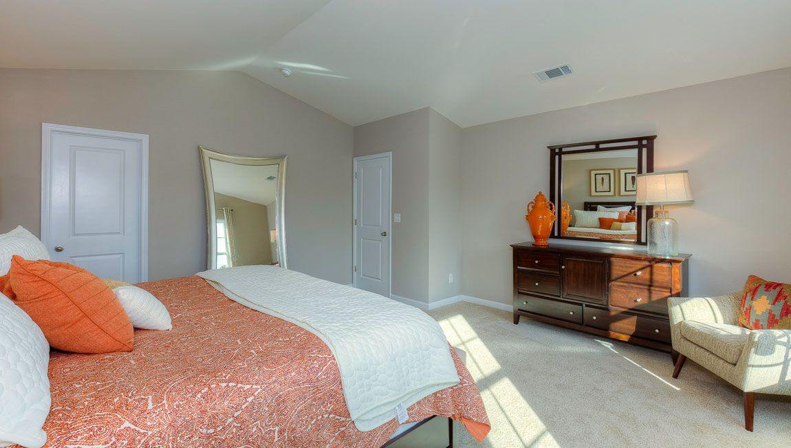 Bedroom featured in the Pinehurst By D.R. Horton in Jacksonville, NC