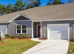 BENTLEY 2 BEDROOM - Inlet View Townhomes: Murrells Inlet, South Carolina - D.R. Horton