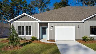BENTLEY 3 BEDROOM - Inlet View Townhomes: Murrells Inlet, South Carolina - D.R. Horton