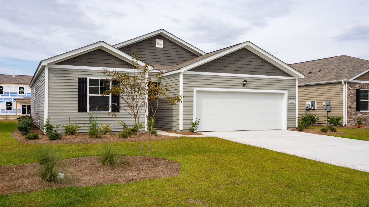 Exterior featured in the MACON By D.R. Horton in Wilmington, NC