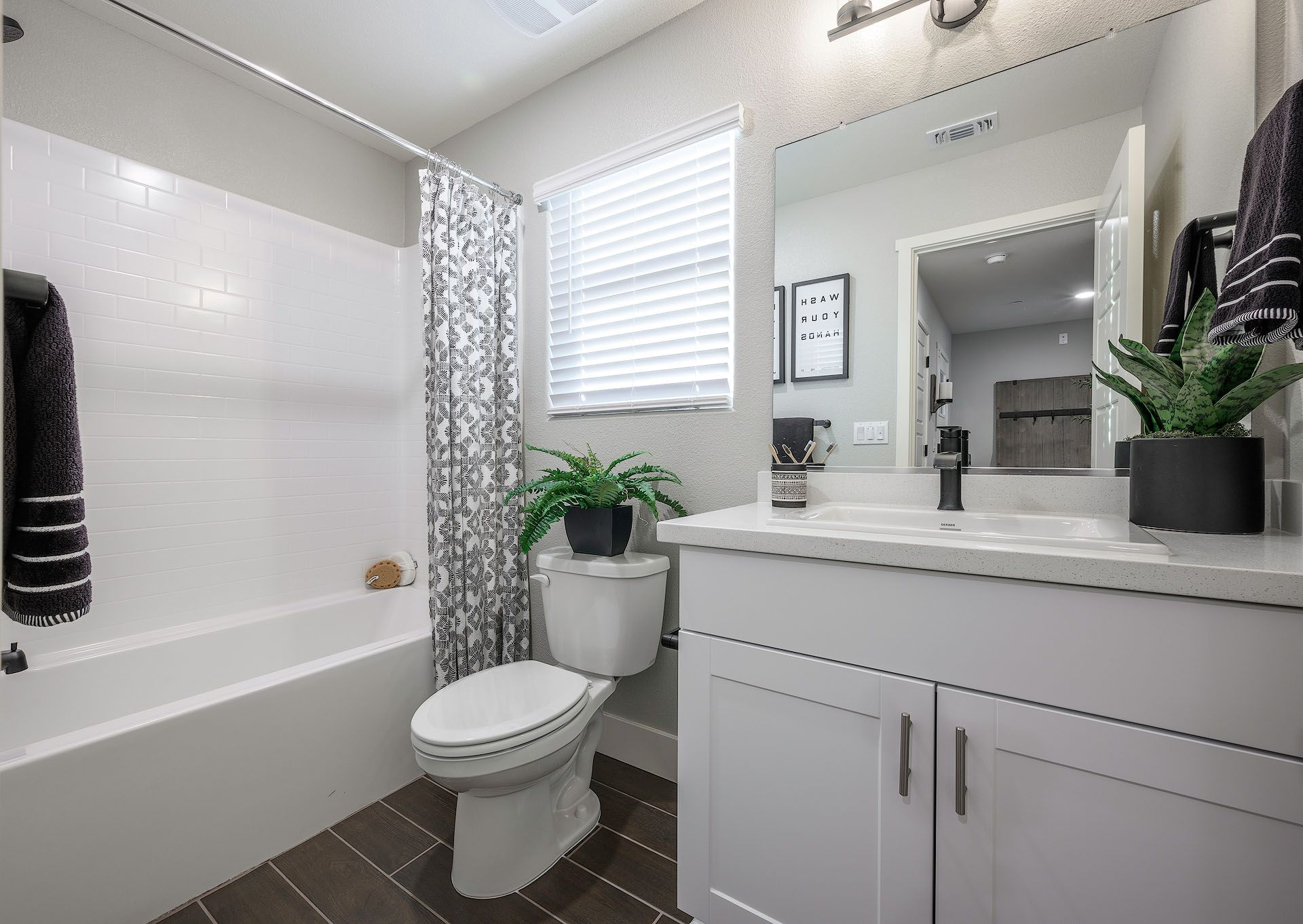Bathroom featured in the Adams By D.R. Horton in Merced, CA