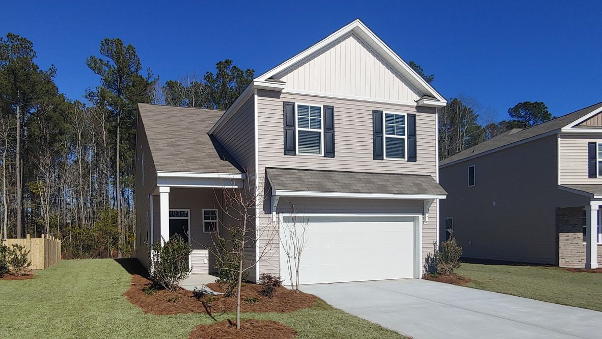 Exterior featured in the WREN By D.R. Horton in Charleston, SC