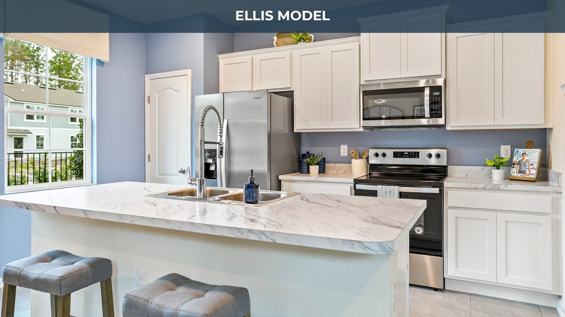 Kitchen featured in the Ellis By D.R. Horton in Jacksonville-St. Augustine, FL