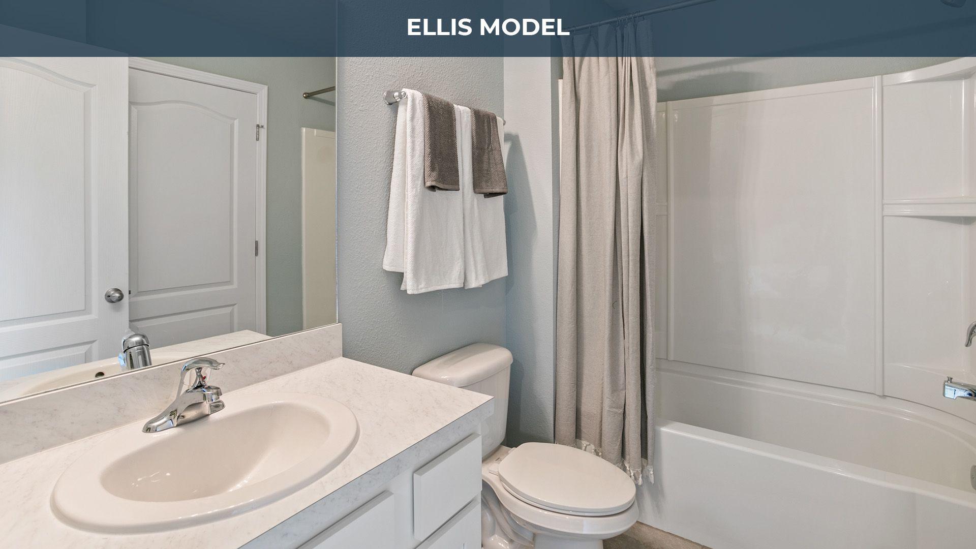 Bathroom featured in the Ellis By D.R. Horton in Jacksonville-St. Augustine, FL
