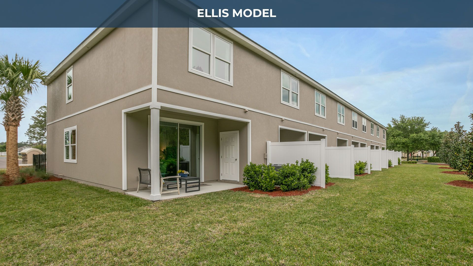 Exterior featured in the Ellis By D.R. Horton in Jacksonville-St. Augustine, FL