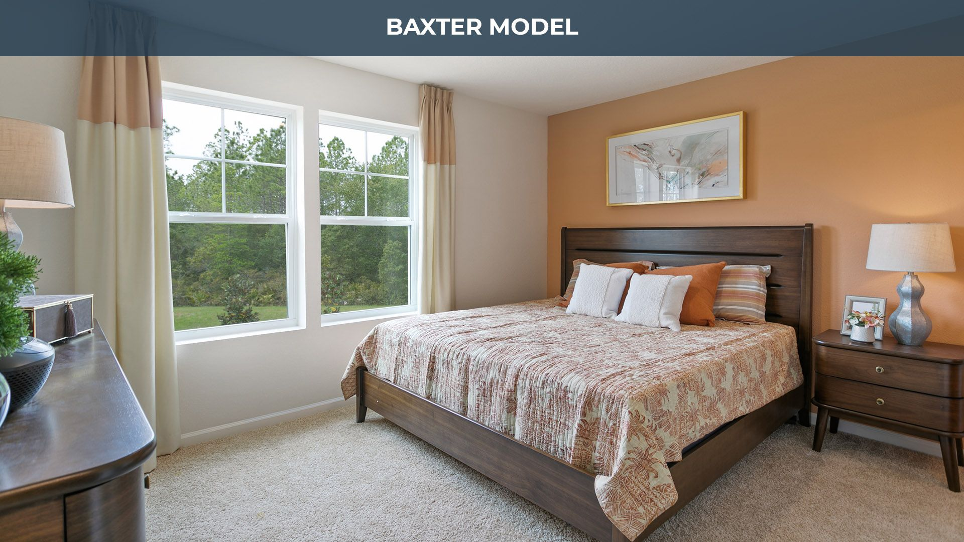 Bedroom featured in the BAXTER By D.R. Horton in Jacksonville-St. Augustine, FL