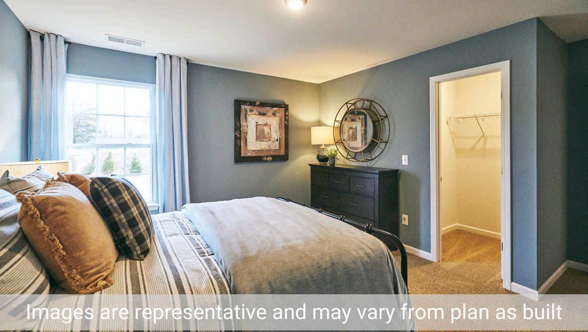 Bedroom featured in the Winston By D.R. Horton in Rocky Mount, NC