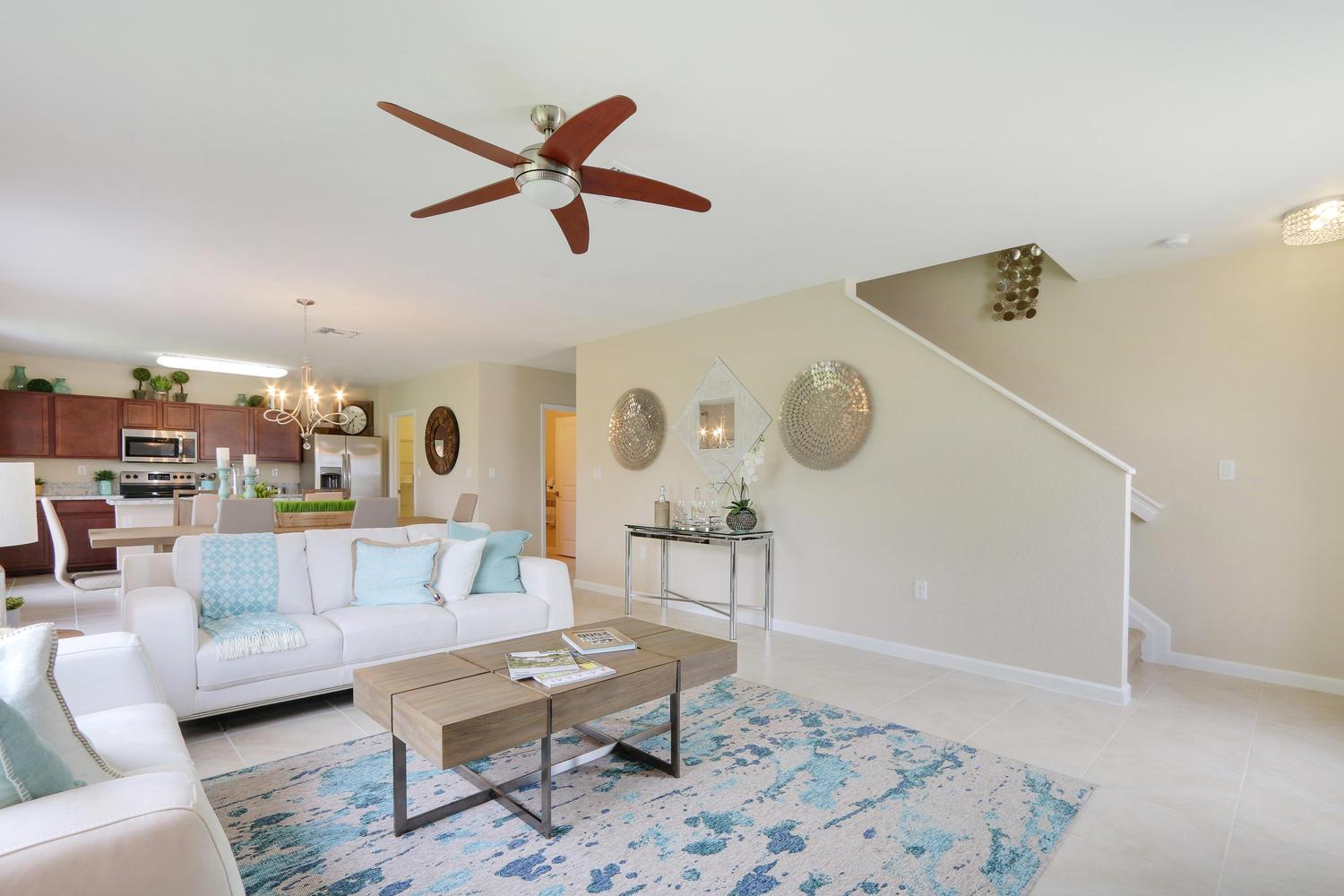 Living Area featured in the Galen By D.R. Horton in Miami-Dade County, FL