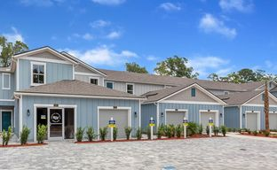 Aralia Place by D.R. Horton in Jacksonville-St. Augustine Florida