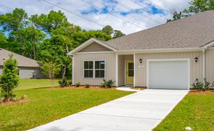 Inlet View Townhomes by D.R. Horton in Myrtle Beach South Carolina