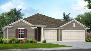 MIRAMAR - Enclave at Treaty Oaks: Saint Augustine, Florida - D.R. Horton