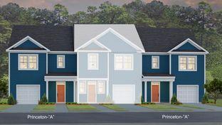 PRINCETON - The Townes at Lewis Creek: Wilmington, North Carolina - D.R. Horton