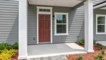 Nassau Station Townhomes by D.R. Horton in Jacksonville-St. Augustine Florida