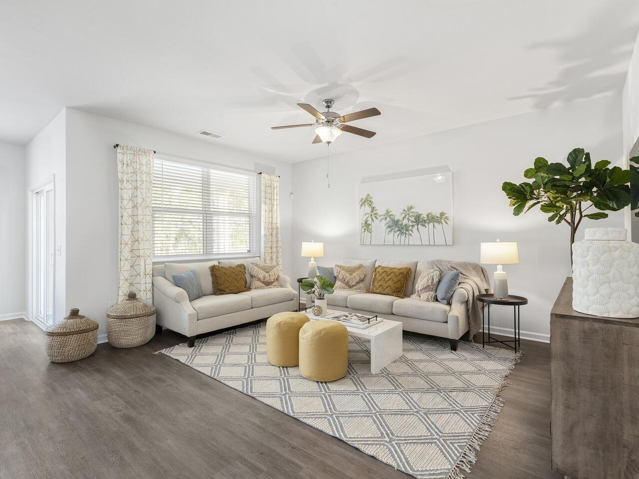 Living Area featured in the ARIA By D.R. Horton in Jacksonville, NC