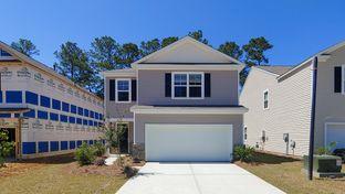 Manning - Shell Pointe at Cobblestone Village: Summerville, South Carolina - D.R. Horton