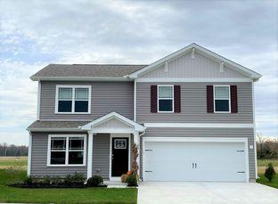 GLENDALE - Mearfield: Seaford, Delaware - D.R. Horton