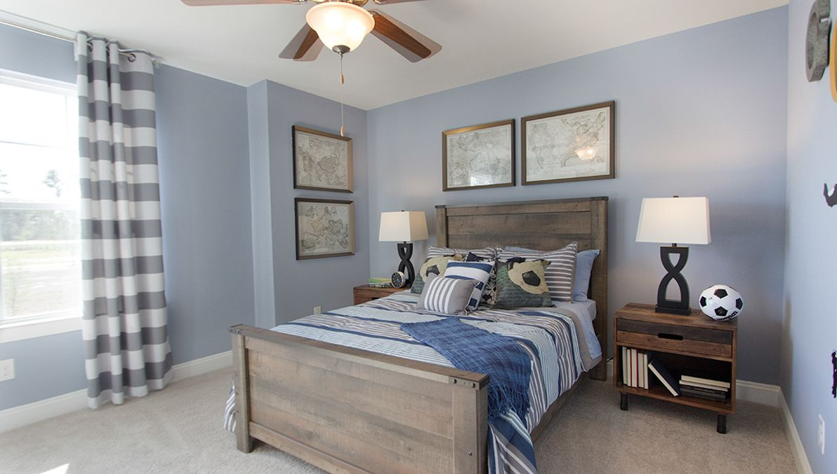 Bedroom featured in the Belfort By D.R. Horton in Charleston, SC