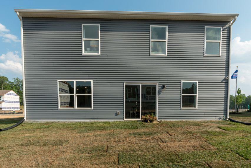 Exterior featured in the Deerfield By D.R. Horton in Richmond-Petersburg, VA