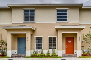 Duval - Keys Pointe: Florida City, Florida - D.R. Horton