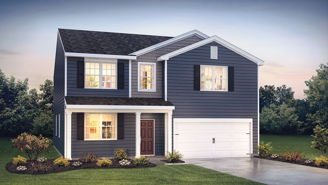 Exterior featured in the Northwest By D.R. Horton in Atlantic-Cape May, NJ