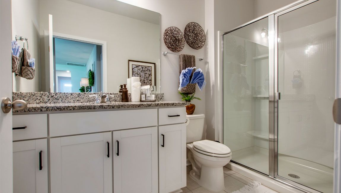 Bathroom featured in the GARLAND By D.R. Horton in Nashville, TN