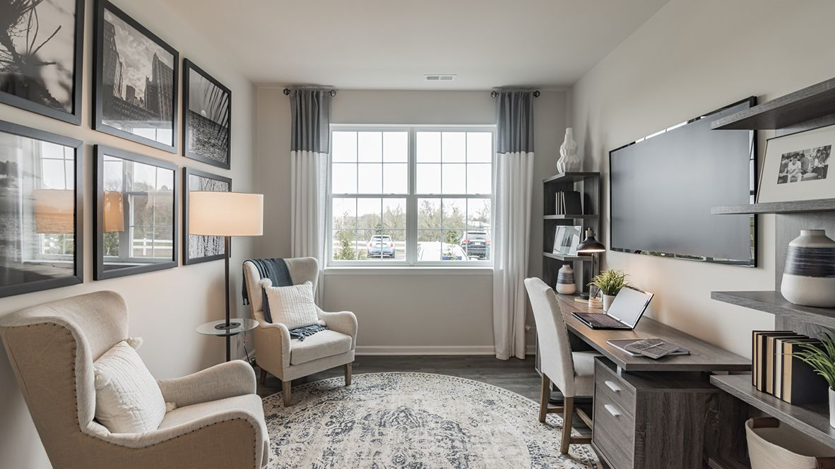 Living Area featured in the Bristol By D.R. Horton in Allentown-Bethlehem, PA