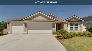 LANTANA - Enclave at Treaty Oaks: Saint Augustine, Florida - D.R. Horton