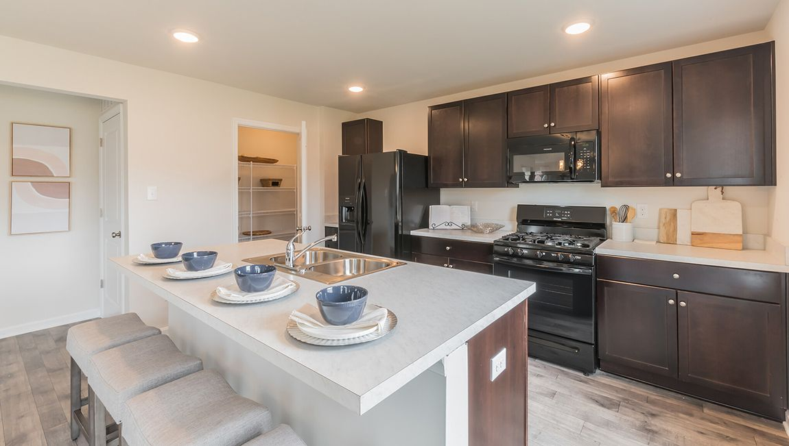 Kitchen featured in the Deerfield By D.R. Horton in Cumberland County, NJ
