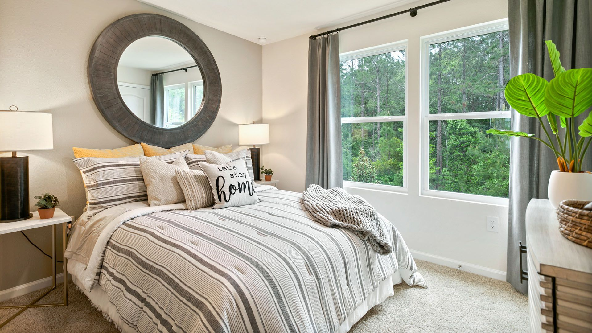Bedroom featured in the Jackson By D.R. Horton in Jacksonville-St. Augustine, FL