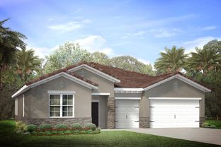 Abbey - Magnolia Landing: North Fort Myers, Florida - D.R. Horton