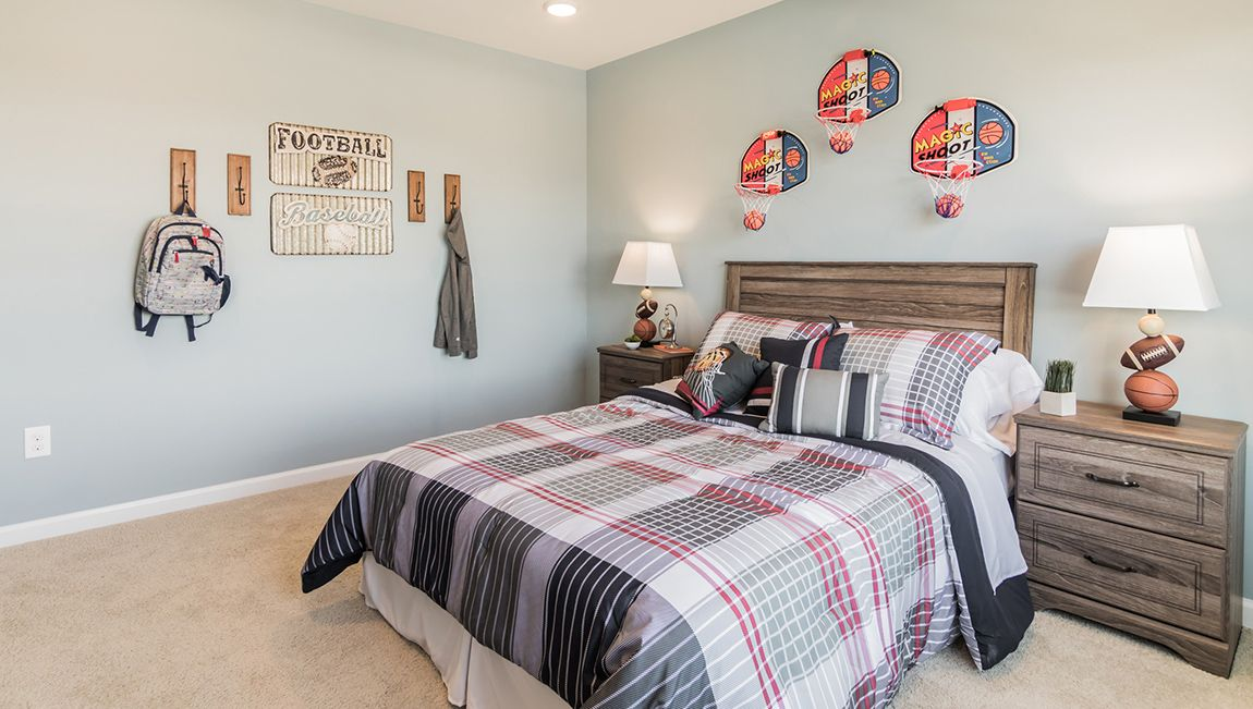 Bedroom featured in the Faringdon By D.R. Horton in Ocean County, NJ