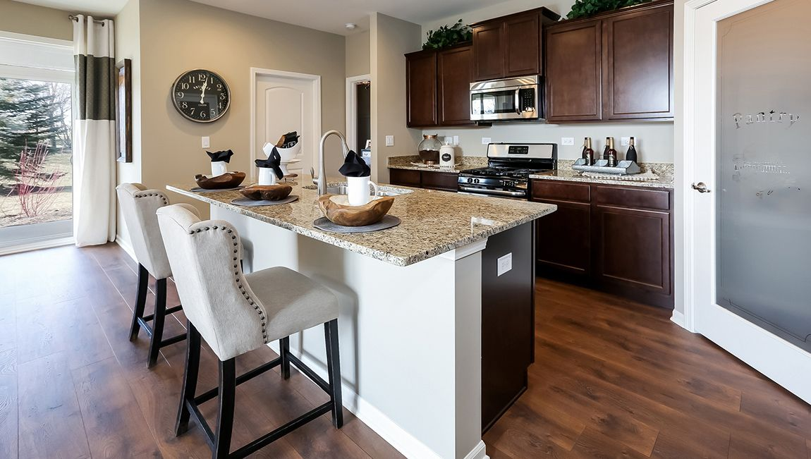 Kitchen featured in the Clifton By D.R. Horton in Allentown-Bethlehem, PA