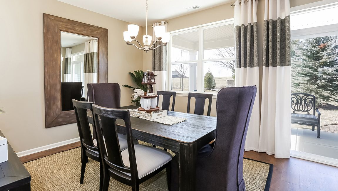 Living Area featured in the Clifton By D.R. Horton in Allentown-Bethlehem, PA