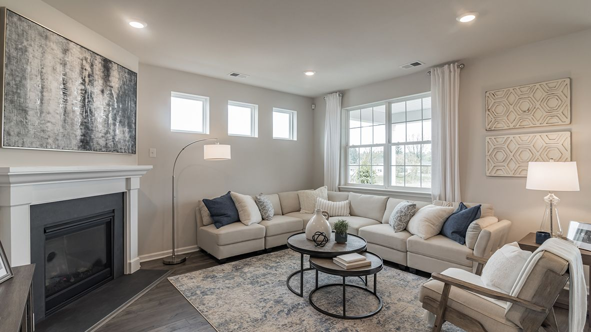 Living Area featured in the Bristol By D.R. Horton in Ocean County, NJ
