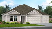 Enclave at Treaty Oaks by D.R. Horton in Jacksonville-St. Augustine Florida